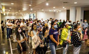 Covid-19: Macau concluiu testes em massa à população com todos os resultados negativos