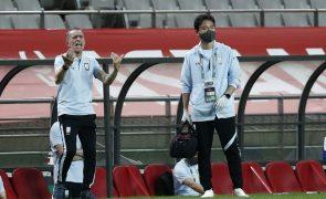 Mundial2022: Coreia do Sul, de Paulo Bento, vence com golo perto do fim