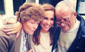 Tânia Ribas De Oliveira Perde avó com 88 anos e arrepia a Internet com texto emotivo