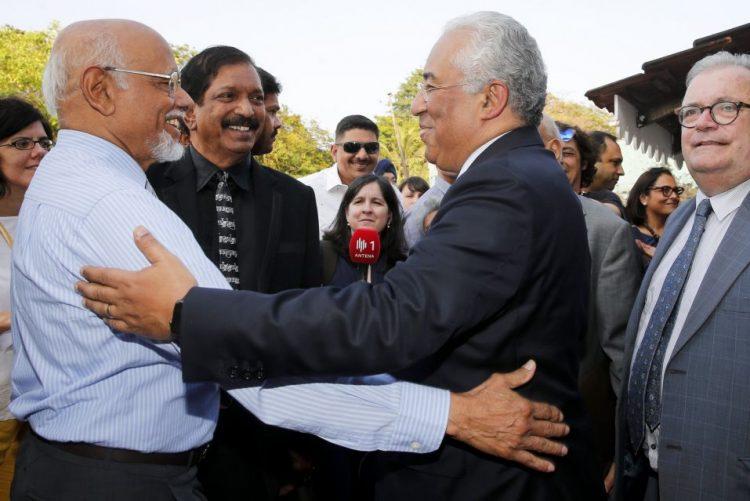 António Costa quer História comum como impulsionadora da globalização do português