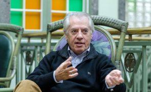 Escritor João de Melo vence Prémio Literário Urbano Tavares Rodrigues