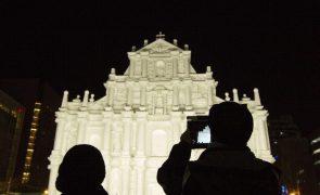 Covid-19: Macau com menos 93,9% dos visitantes diários nos feriados de outubro