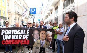 André Ventura exige responsabilidades ao Banco de Portugal na fuga de Rendeiro