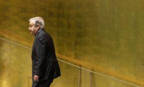 Guterres insta a esforço mundial para defender liberdade de imprensa, após Nobel da Paz para jornalistas
