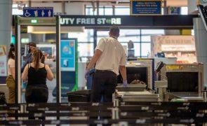 Passageiros aéreos desembarcados nos Açores em setembro são mais do dobro de 2020