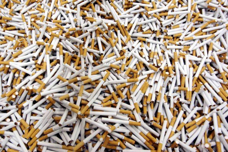 Autoridade Tributária e Aduaneira apreende 269 mil cigarros e 48 toneladas de folha de tabaco