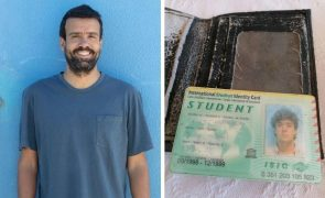Miguel Araújo Recupera carteira 22 anos depois: