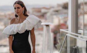Vestido que Carolina Patrocínio levou aos Globos de Ouro tinha significado especial