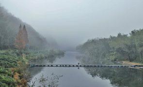 Meteorologia aponta para domingo com nevoeiro matinal