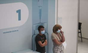 Covid-19: Portugal atingiu sexta-feira meta de 85% da população vacinada