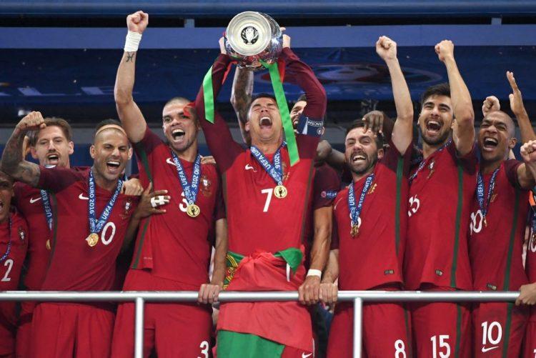 Seleção portuguesa e Cristiano Ronaldo nomeados para os Prémios Laureus