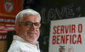 Eleições no Benfica: Francisco Benitez confiante de que já há
