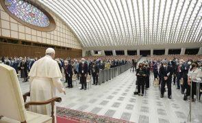 Papa Francisco apela a consenso global sobre o combate às alterações climáticas