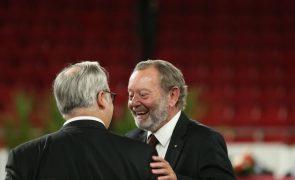 Eleições no Benfica: Manuel Vilarinho aconselha ex-dirigentes a ficarem calados