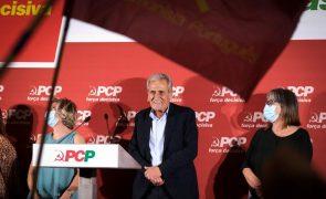 OE2022: PCP diz que opções políticas do Governo são contrárias às necessidades do país