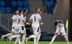 Mundial2022: Sérvia vence Luxemburgo e assume liderança do Grupo A