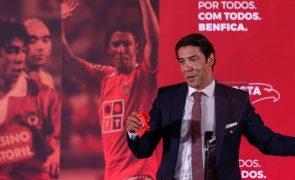 Rui Costa eleito presidente do Benfica. Maestro venceu com 84,48% dos votos