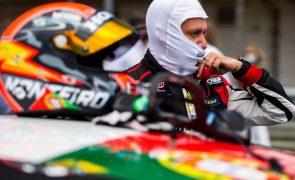 Piloto luso Tiago Monteiro somou cinco pontos no WTCR na República Checa