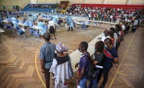Covid-19: Angola anuncia quatro óbitos, 133 casos novos e 86 recuperados