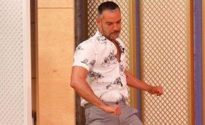 Cláudio Ramos chama put* a concorrente do Big Brother