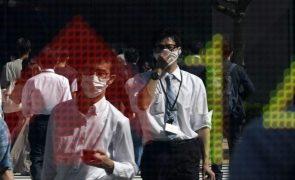Bolsa de Tóquio abre a ganhar 0,24%