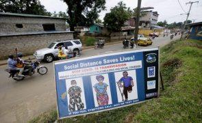 Covid-19: África com mais 283 mortes e 9.554 infetados nas últimas 24 horas