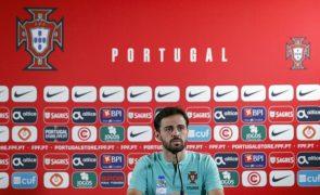 Mundial2022: Bernardo Silva quer vencer primeira