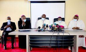 Bispos angolanos alertam para