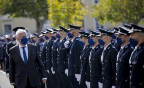 Eduardo Cabrita promete reforço da Polícia e agentes mais jovens nas ruas