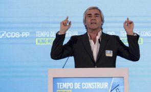 CDS-PP: Nuno Melo acusa direção de cometer