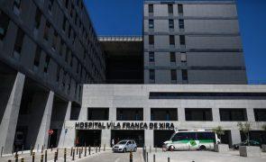 OM alerta que hospital de Vila Franca Xira não tem médicos nem condições de trabalho