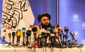 Afeganistão: Talibãs e responsáveis da UE reúnem-se terça-feira -- MNE talibã