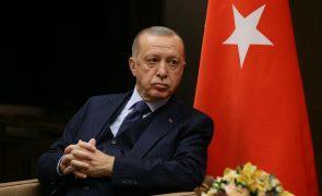 Síria: Erdogan