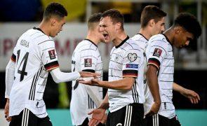 Mundial2022: Alemanha é a primeira seleção qualificada ao vencer na Macedónia do Norte