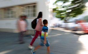 OE2022: Ensino básico e secundário com aumento de 8,5% face a 2021