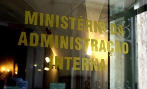 OE2022: Segurança interna cresce 8% com orçamento de 2.311 milhões de euros