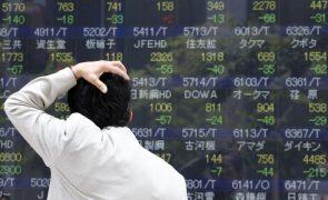 Bolsa de Tóquio fecha a perder 0,94%