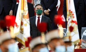 Partido nacionalista espanhol VOX comemora Dia da Hispanidade com Portugal 'anexado'