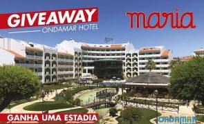 Aniversário revista Maria – Giveaway – Ondamar Hotel, estadia para duas pessoas