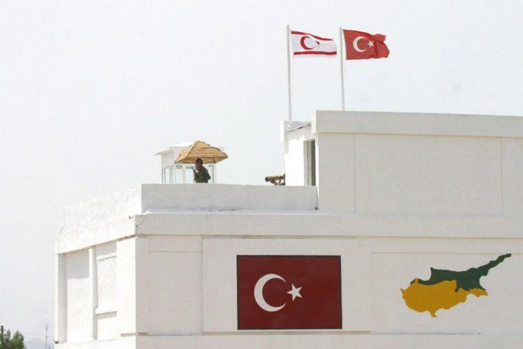 Mapas do futuro Estado federal de Chipre apresentados à ONU nas conversações de Genebra
