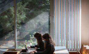 Exames de acesso ao ensino superior podem ser usados durante quatro anos