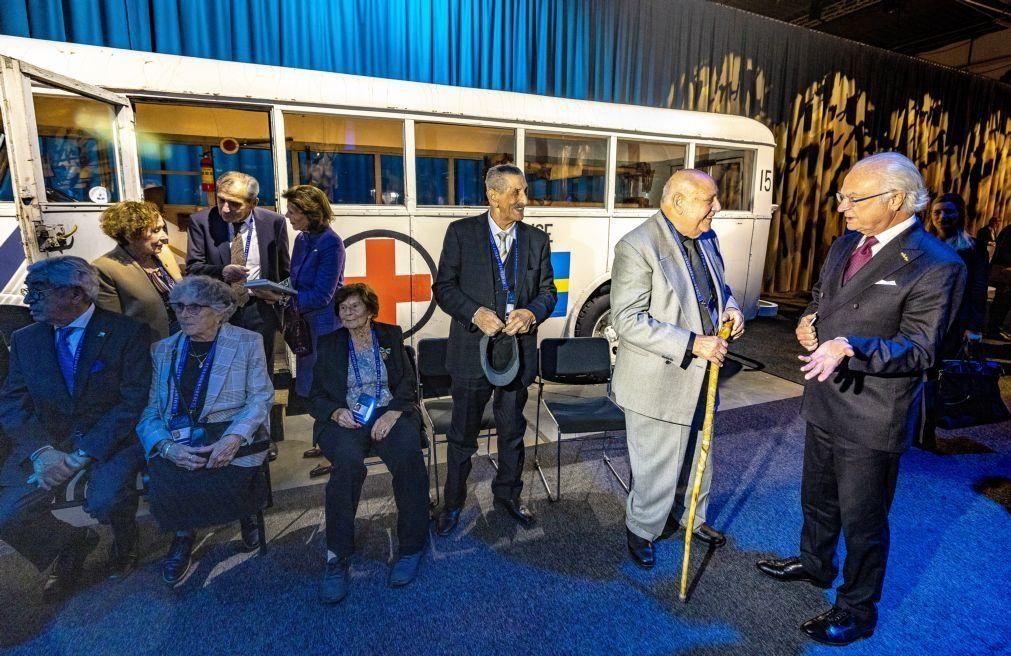 Sobreviventes do Holocausto e familiares de vítimas alertam para novos extremismos