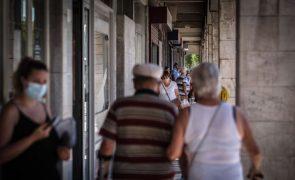 Covid-19: Incidência por 100 mil habitantes e risco de transmissibilidade sobem