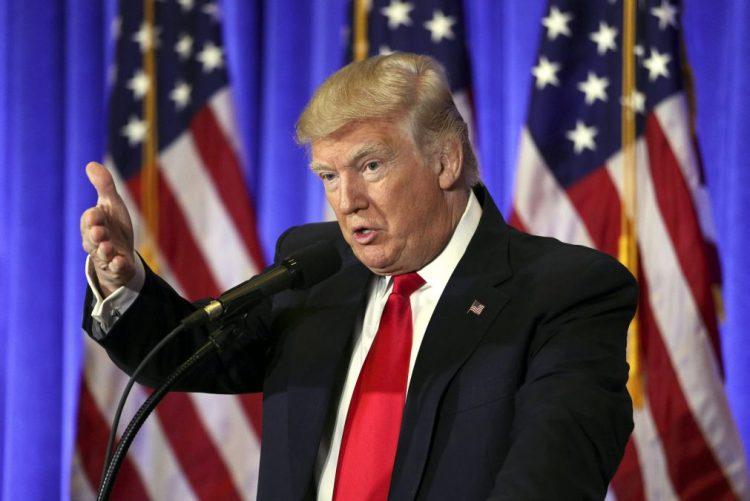 Donald Trump reconhece que Rússia é responsável por 'hacking' dos democratas
