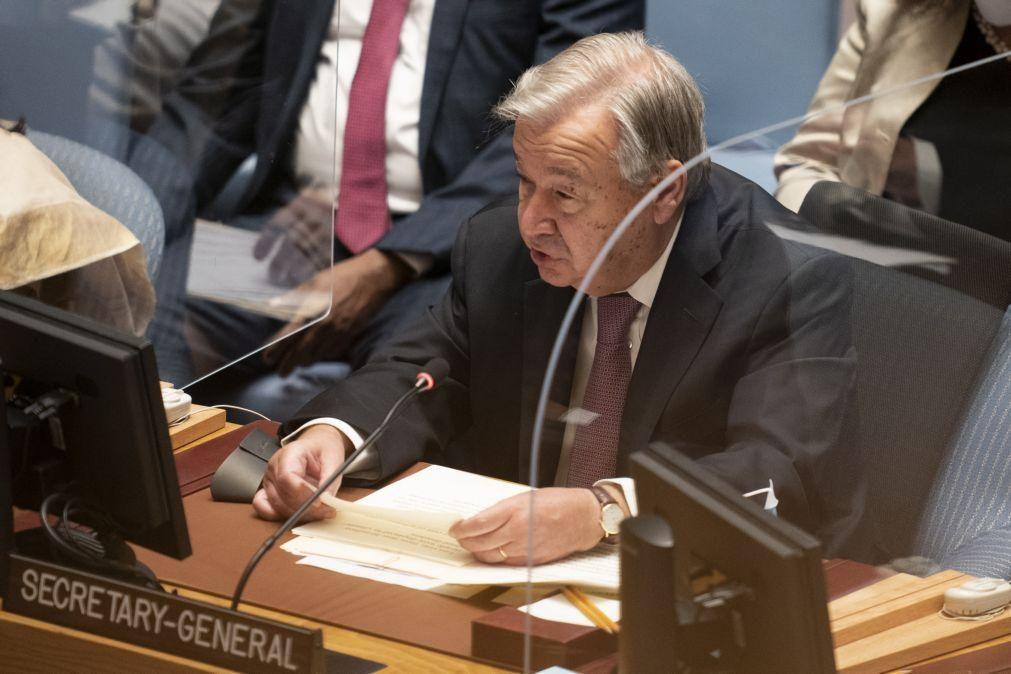 Guterres defende que negar o Holocausto contribui para mais ódio no mundo