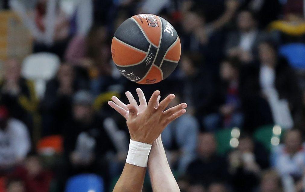 Sporting perde 80-75 com Giants Antuérpia na Taça da Europa de basquetebol