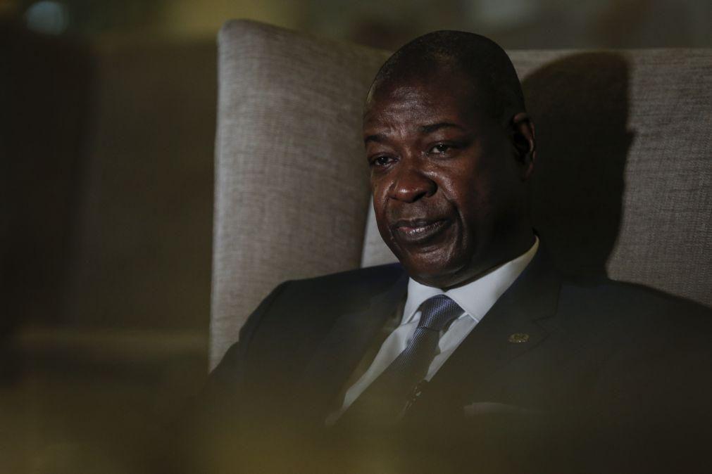 PM da Guiné-Bissau suspende alguns gastos públicos para reduzir défice