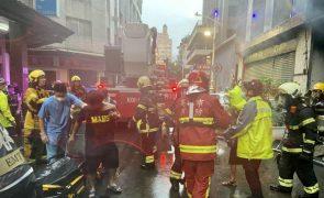 Incêndio em Taiwan provoca 46 mortos e 41 feridos - novo balanço