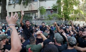 Líbano: Número de mortos causados por tiroteio em manifestação sobe para seis