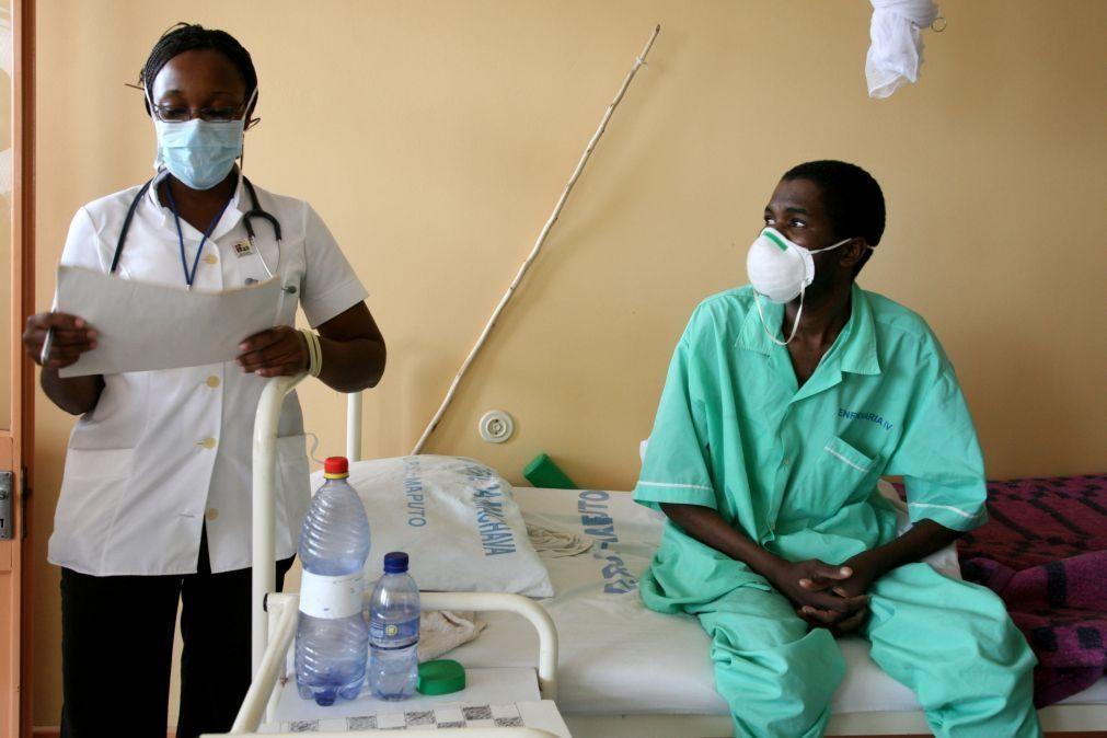 Covid-19: Mortalidade por tuberculose em Angola pode aumentar 20% em 2021 devido à pandemia
